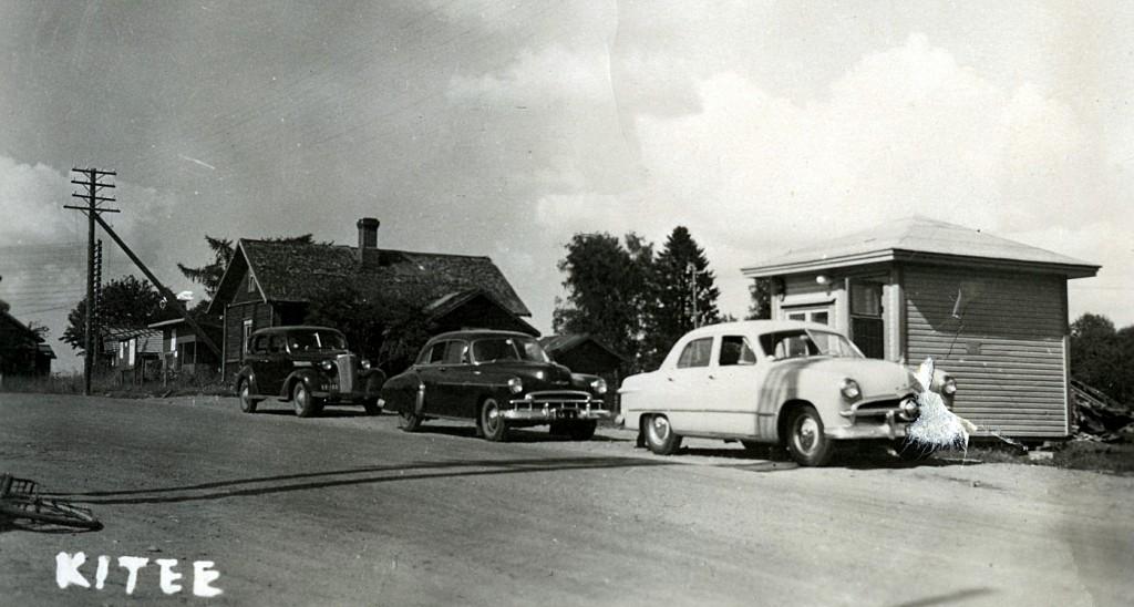 Taksit1950-luvulla