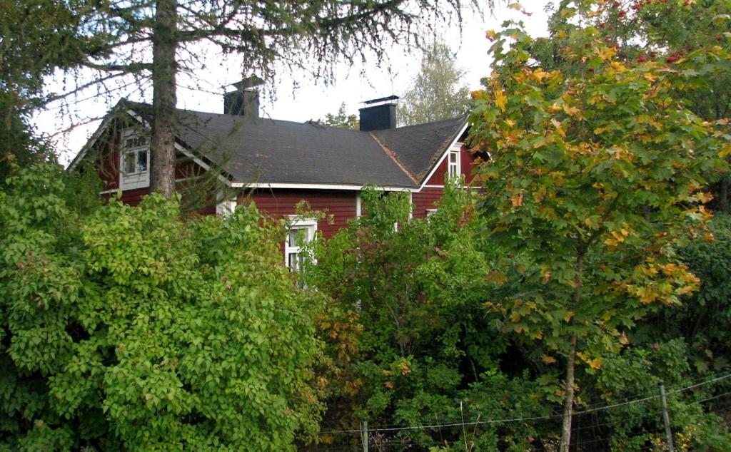 Winterin/Lumiluodon talo