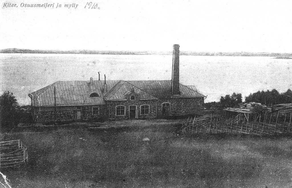 Meijeri, 1910-luku