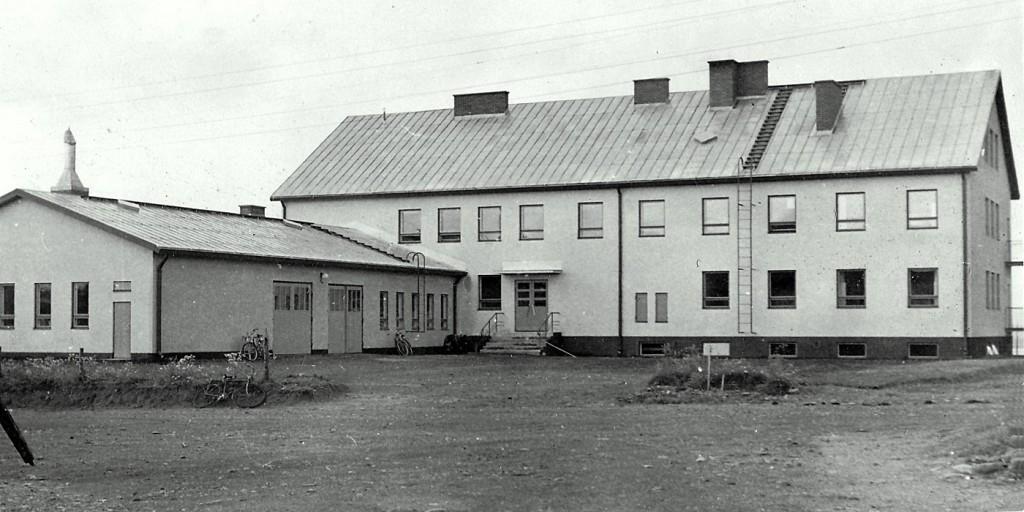 Vanha ammattikoulu