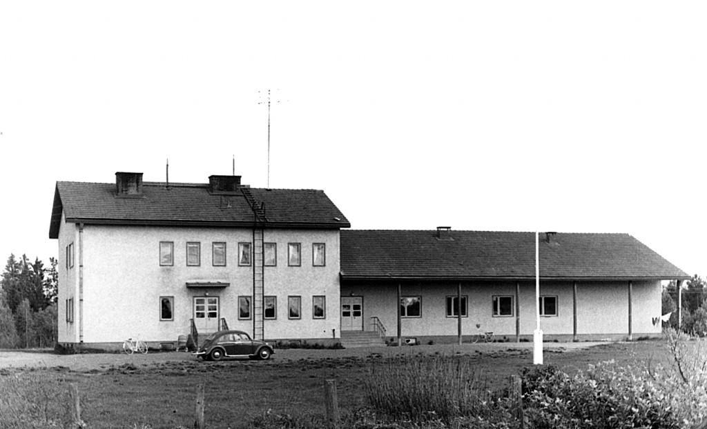 Loukunvaaran koulu