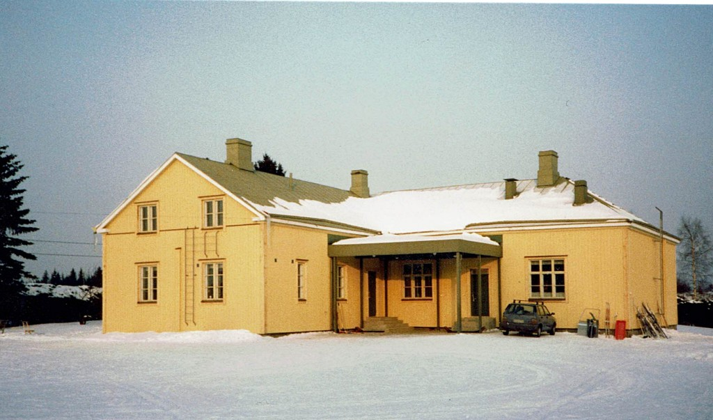 Ojämäen koulu