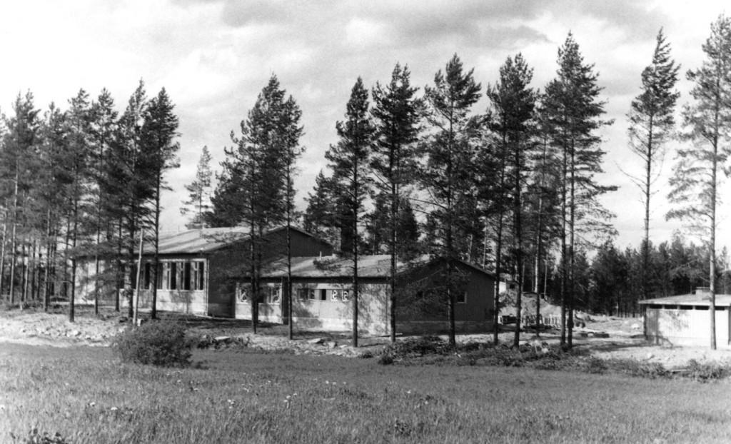 Riihijärven uusi koulu