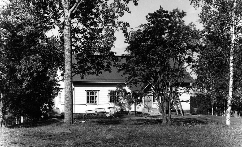 Riihijärven vanha koulu