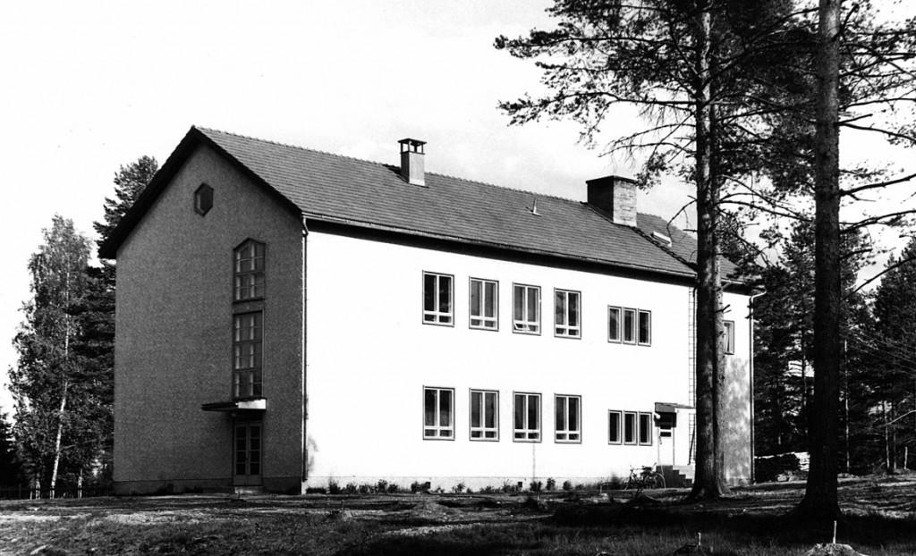 Säynejärven koulu