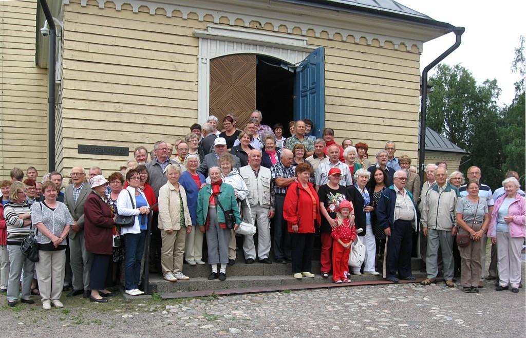 Ryhmäkuva 2013